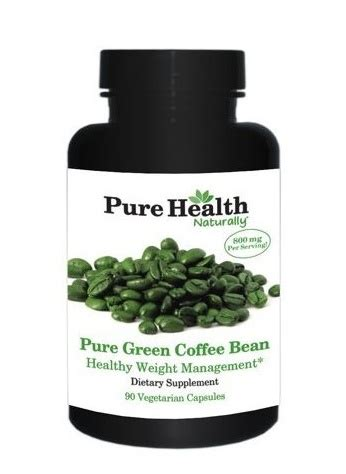 pure green coffee bean capsules reviews picture 3