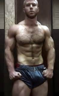 all hot handsome muscle man body and cock picture 3