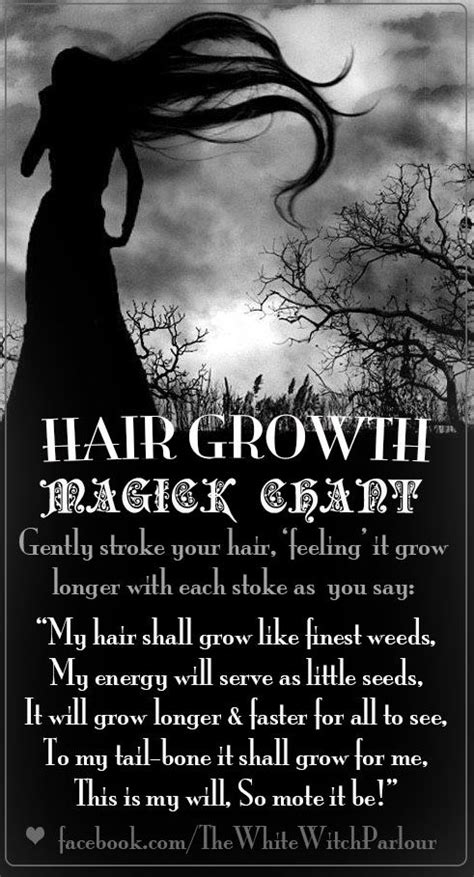 wicca hair regrowth spell picture 9