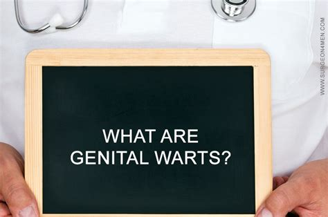genital warts male doctor picture 2