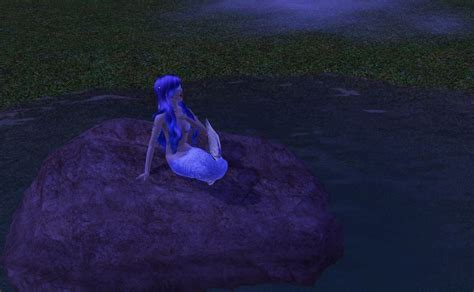 mermaid sims picture 9