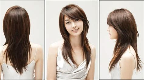 curly hair with side bangs picture 3