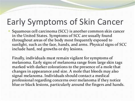 early signs of skin cancer picture 5