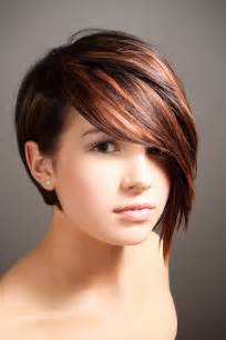 college girls cut hair picture 9
