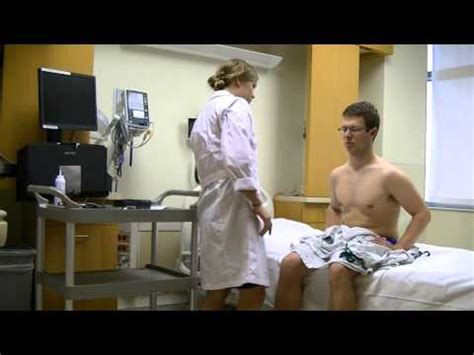 female doctor examing mans cock story picture 7