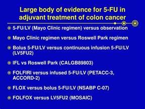 fu 5 colon cancer treatment picture 1