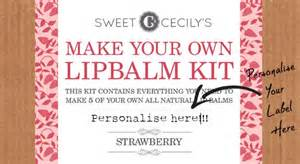 make your own lip gloss kits picture 6