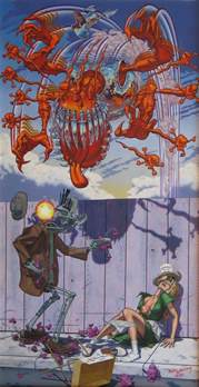 painting appetite for destruction by robert williams picture 2