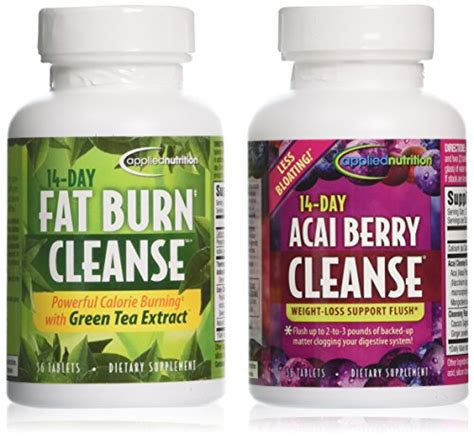 applied nutrition 14-day acai berry cleanse + 14-day picture 4
