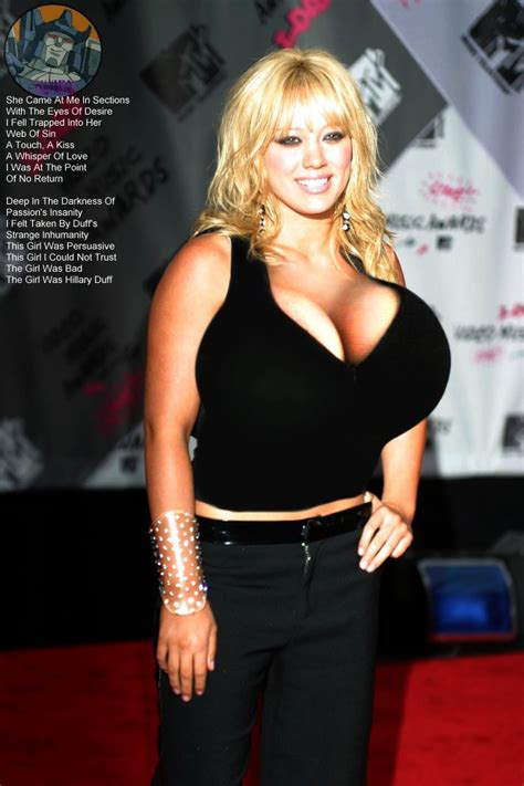 celebrity enormouse breast morphs picture 15