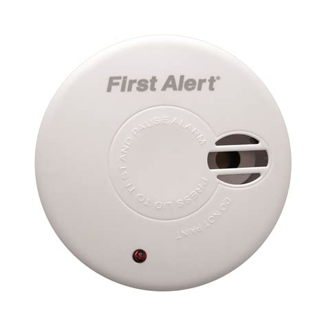 first alert smoke alarm picture 2