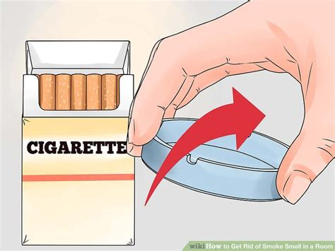 how to get rid of cigarette smoke smell picture 1