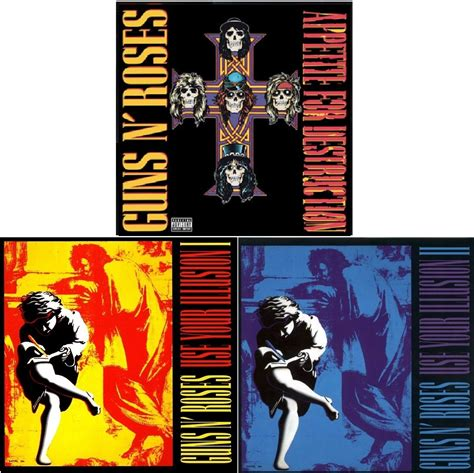 appetite for destruction track listing picture 2