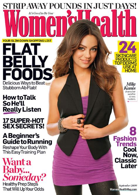 health issues women magazines picture 2