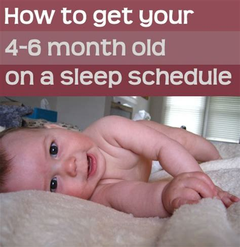 a sleep schedule for your 3 month old picture 10
