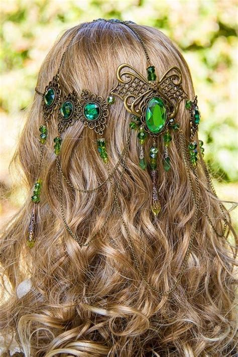 celtic hair accessories picture 3