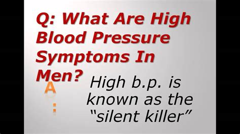 High blood pressure symtoms picture 14