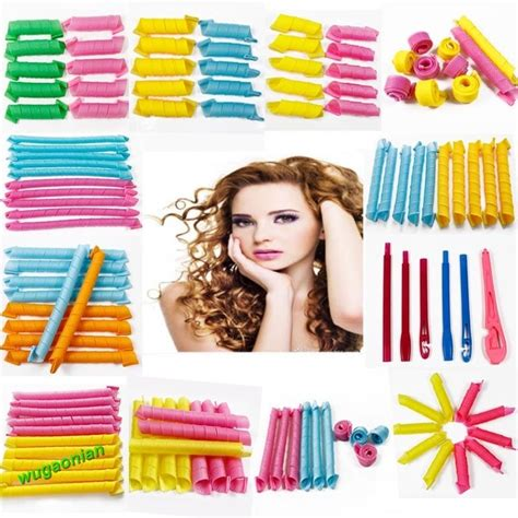 spiral hair curlers picture 1