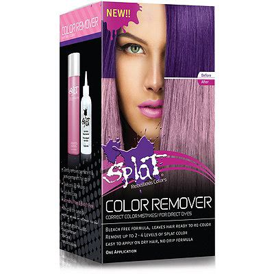 hair color removal techniques for home picture 8
