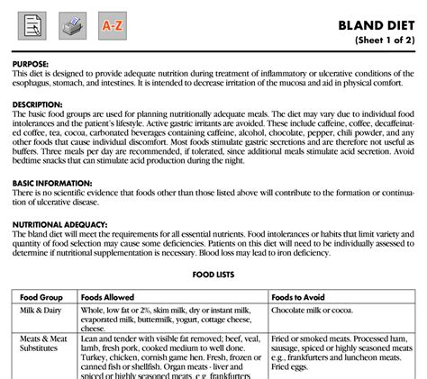 bland diet recipes picture 2