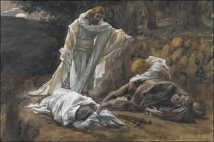 jesus pray deciples sleep picture 9