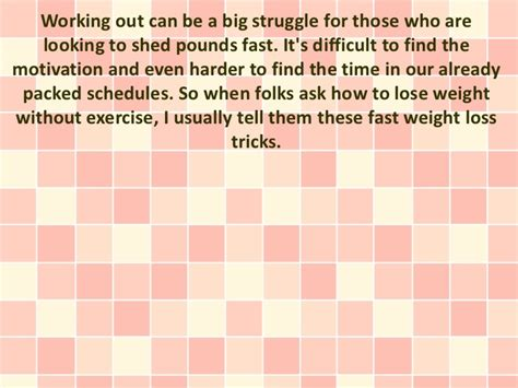 fast weight loss tricks picture 6