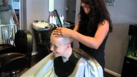 south indians girls womens forced head shave in picture 7