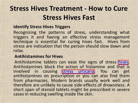 Hives stress picture 5