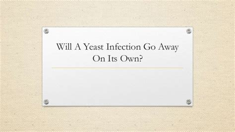 yeast infection that will not go away but picture 4