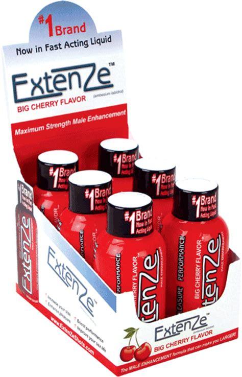 extenze liquid cherry shot review picture 1