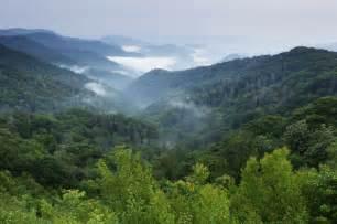 smoke mountain picture 1