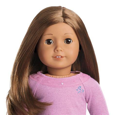 american girl brown hair blue eyes picture 6