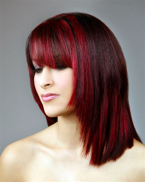 coloring red hair picture 3
