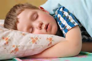 sleeping boy picture 6