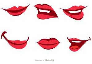 cartoon photo of lips picture 11