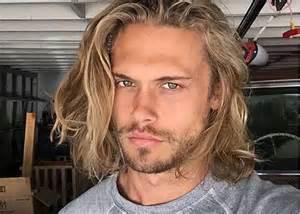 men's long hair picture 10