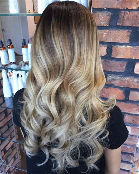 blond hair with highlights picture 5