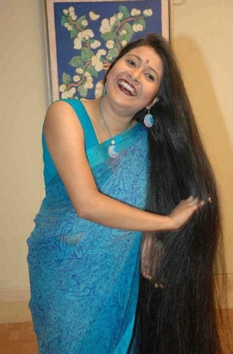very long hair bengali girls picture 1