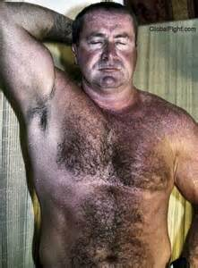 muscle bear hair picture 11