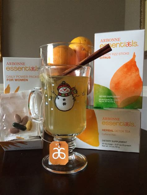 achy and tired with arbonne detox picture 1