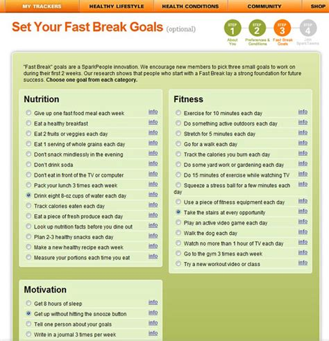 setting weight loss goals picture 7