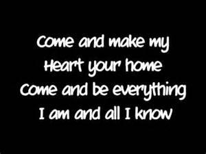 lyrics come to my house sleep in my picture 2