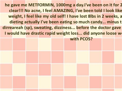 weight loss and metformin picture 6