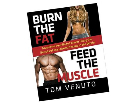 burn the fat feed muscle by tom venuto picture 3