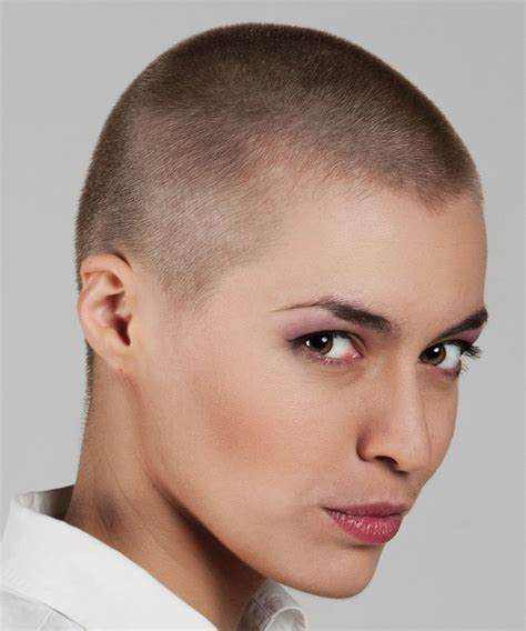 Bald hair for woman picture 7