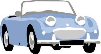 convertible car clip art picture 5