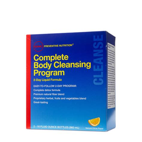gnc 7 day complete body cleanse picture 8