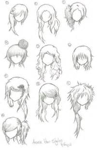 anime hair styles picture 14