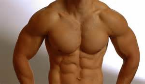 chest muscle at picture 9