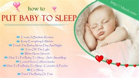 how to out newborn to sleep picture 1